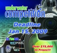 2009 Deadline Approaching - Enter Before Jan 15th!